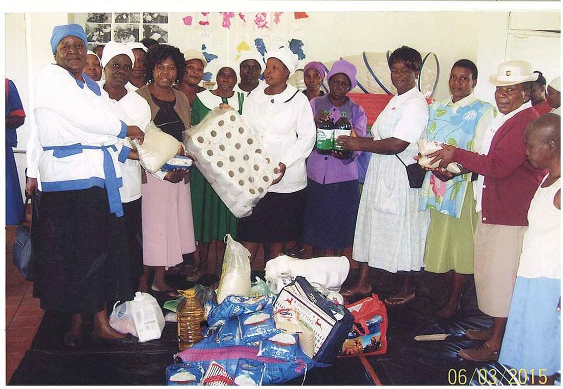 Zimbabwe 2020 - World Day of Prayer International